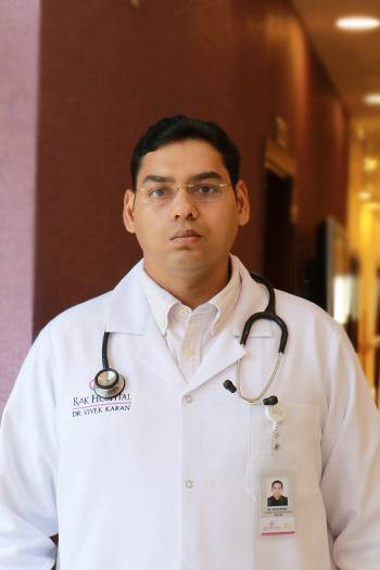 Dr  Vivek Karan - RAK Hospital | The Best Hospital in UAE